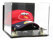Deluxe Acrylic Baseball Cap Hat Display Case - Wall Mountable - OUT OF STOCK