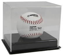 Acrylic Softball Display Case - OUT OF STOCK