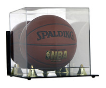 Deluxe Acrylic Basketball Display Case - Wall Mountable - OUT OF STOCK