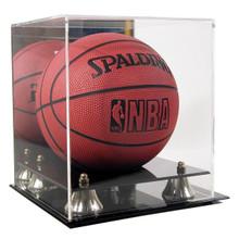 Deluxe Acrylic Mini Basketball Display Case