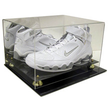 Deluxe Acrylic Double Size 16 Basketball Shoe Display Case - OUT OF STOCK
