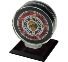 Acrylic Hocky Puck Holder - OUT OF STOCK