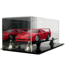 Deluxe Acrylic 1:18 Scale Car Display Case - OUT OF STOCK