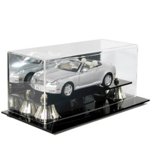 Deluxe Acrylic 1:24 Scale Car Display Case - OUT OF STOCK