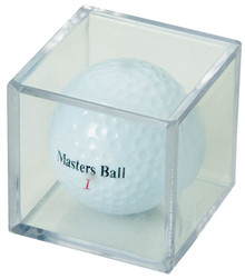Golf Ball Square Holder (6 per box) - OUT OF STOCK
