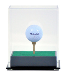 Acrylic Golf Ball Display Case - OUT OF STOCK