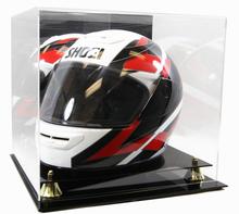 Deluxe Acrylic Racing Helmet Display Case