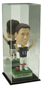 Acrylic Bobbing Head Doll Display Case - OUT OF STOCK
