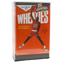 Acrylic 18 oz Cereal Box Display Case - OUT OF STOCK