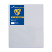 11 X 14 Toploader (20 per pack) - OUT OF STOCK