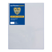18 X 24 Toploader (25 per pack) - OUT OF STOCK