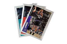 2-5/8 X 3-5/8 Card Sleeves (100 per pack) - OUT OF STOCK