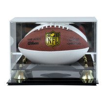 Deluxe Acrylic Mini Football Display Case - OUT OF STOCK