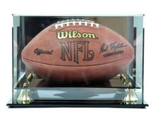 Deluxe Acrylic Football Display case - Wall Mountable