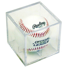 Baseball Square Holder w/Stand