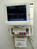 Philips M1177A CMS 2003 Patient Monitor