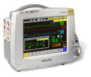 PHILIPS MP30 M8002A ICU/CCU Monitor