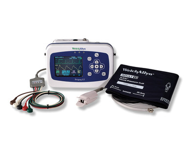 Welch Allyn Propaq LT Patient Monitor