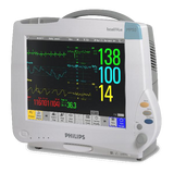 Philips IntelliVue MP50 M8004A Patient Monitor