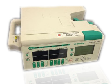 B. Braun Outlook 400 Infusion Pump