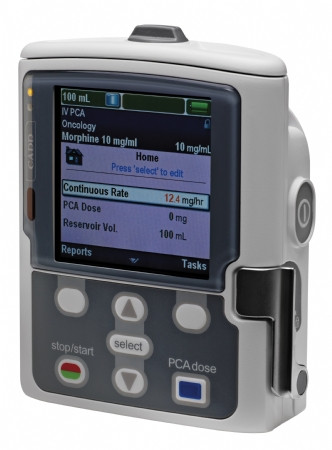Smiths Medical CADD Solis Ambulatory Infusion Pump
