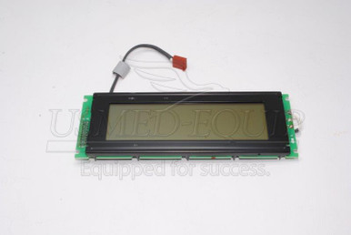 PART 0160-00-0034 :: Datascope LCD with Backlight (Model: Accutorr Plus)