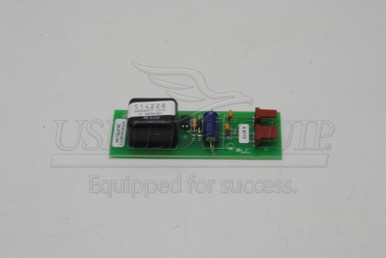 PART 0670-00-0649 :: LCD Backlight Power Supply Board (Model: Accutorr Plus)