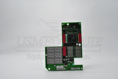 PART 0670-00-0727 :: Datascope LED Display Circuit SPO2 (Model: Accutorr Plus)