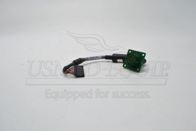 PART 3007991-003 :: Physio Control ECG CONNECTOR CABLE (Model: Lifepak 12)