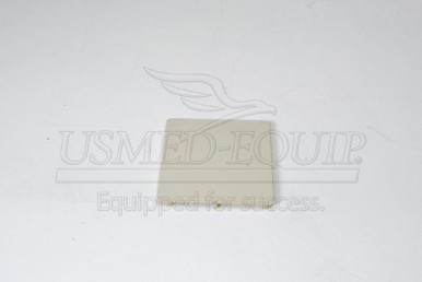 PART M1722-47209 :: HP BEZEL, NO PACER, WHITE (Model: M1722B)