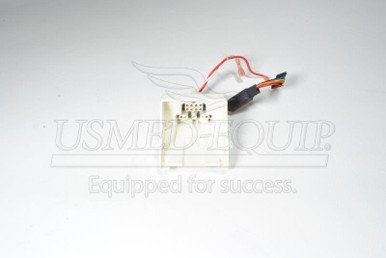 PART M1722-61626 :: HP RECEPTICLE ASSEMBLY (Model: M1722B)