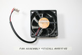 PART AV6517-02 :: Kendall FAN ASSEMBLY (Model: 6060)