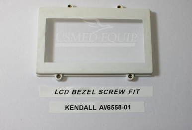 PART AV6558-01 :: Kendall LCD BEZEL (SCREW FIT) (Model: 6060)