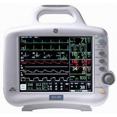 GE Dash 3000 Patient Monitor