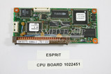 PART 1022451 :: Respironics CPU Board (Model: Esprit)