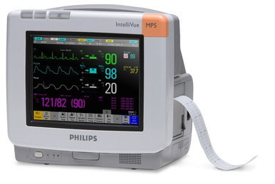 Philips IntelliVue MP5 Patient Monitor (M8015A)