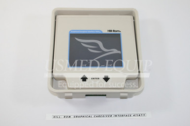 PART 4714711 :: Hill-Rom Graphical Caregiver Interface (Model: TotalCare Sport)
