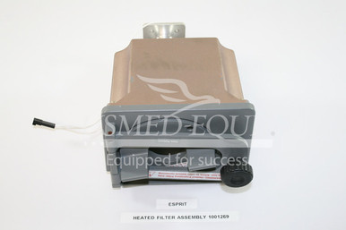 PART 1001269 :: Respironics Heated Filter Assembly (Model: Esprit)
