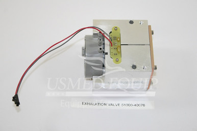 PART 51000-40076 :: CareFusion Viasys Exhalation Valve (Model: Avea)