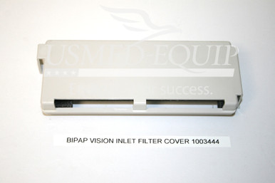 PART 1003444 :: Respironics Inlet Filter Cover (Model: BiPAP Vision)