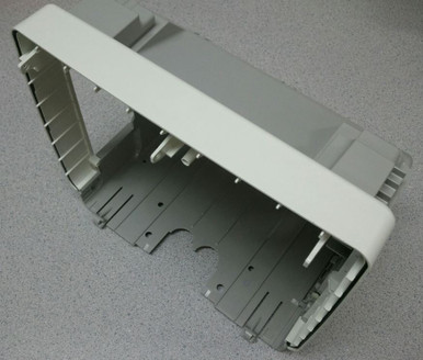 Part# M8100-60300 (Philips MP5SC) - Rear Housing Assembly