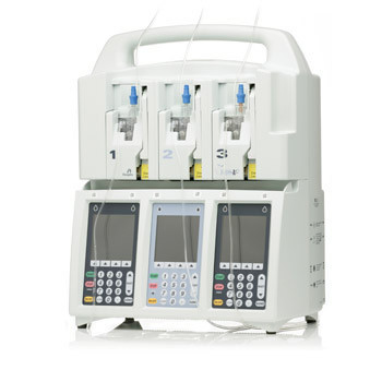 HOSPIRA Plum A+3 Three Channel Infusion Pump