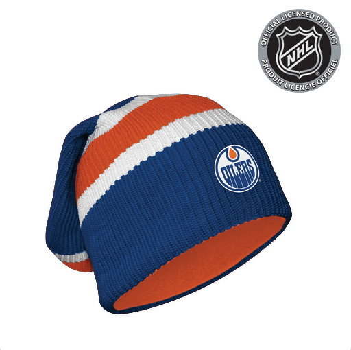 reputable site a6a64 7b45d Edmonton Oilers NHL Floppy Hat. Image 1. Loading zoom