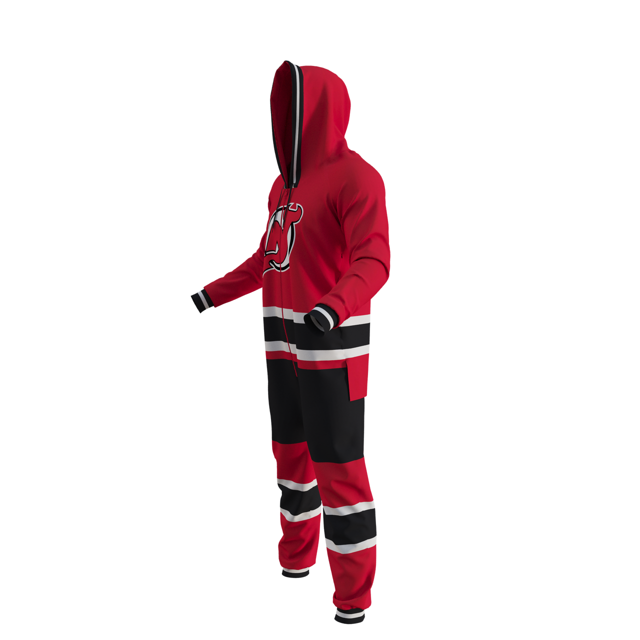 the latest d3c98 d848c New Jersey Devils NHL Onesie