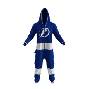 Tampa Bay Lightning NHL Onesie