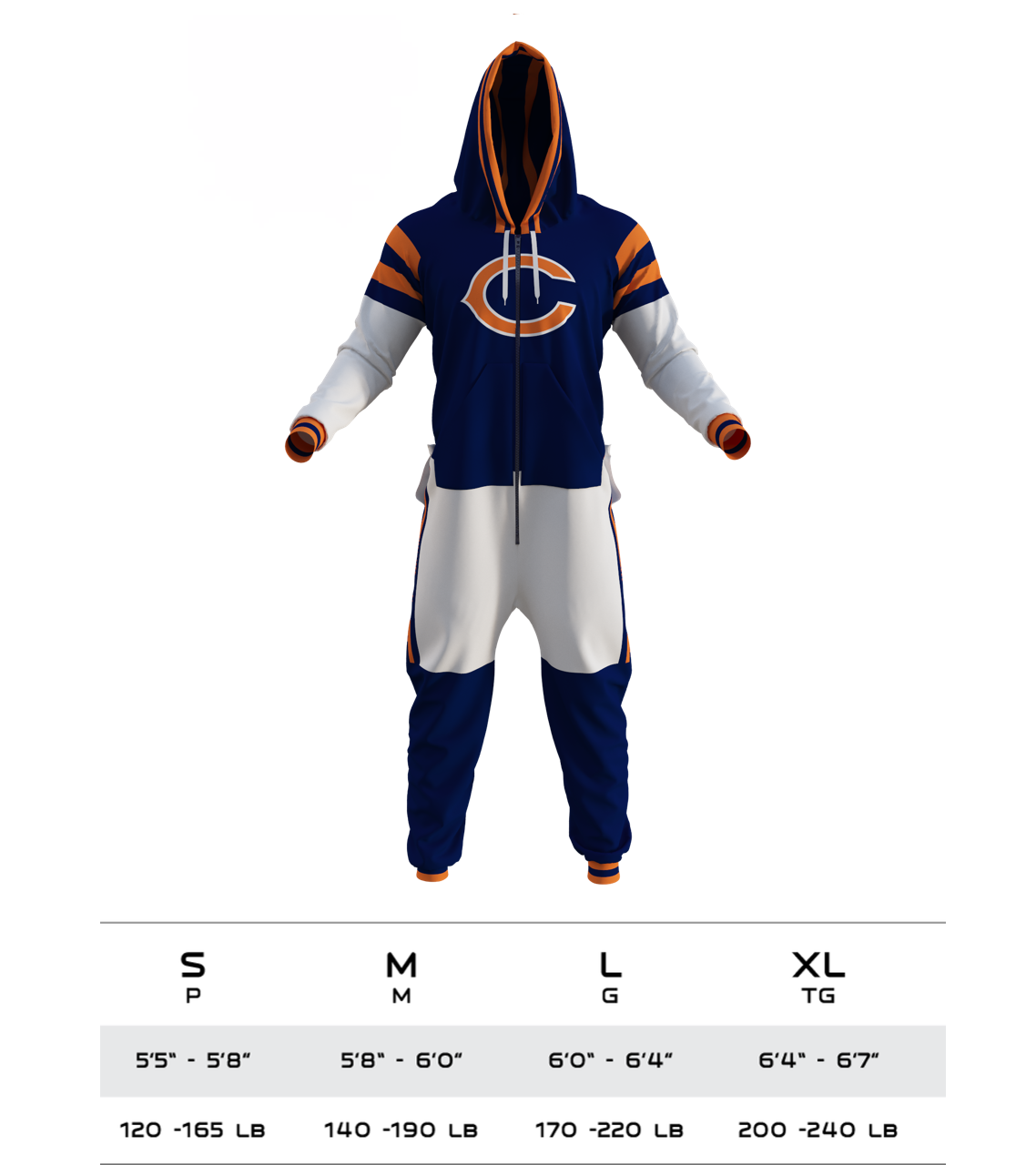 first rate ad439 6024f Chicago Bears NFL Onesie