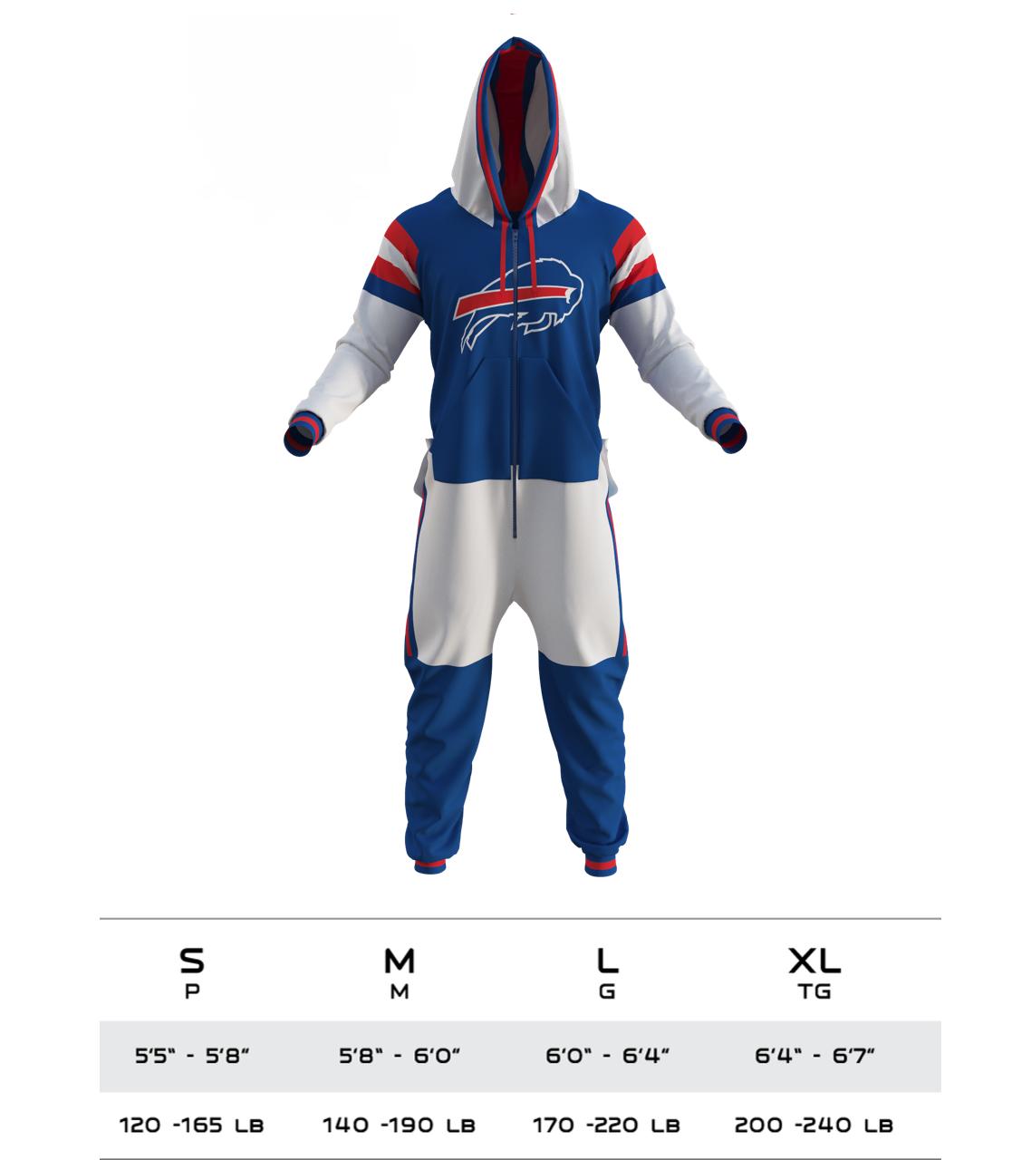 44b77213 Buffalo Bills NFL Onesie
