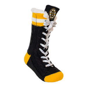 Boston Bruins NHL Slipper Skates