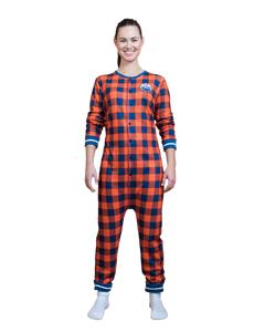 Edmonton Oilers NHL Union Suit