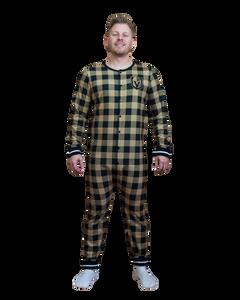 Vegas Golden Knights NHL Union Suit
